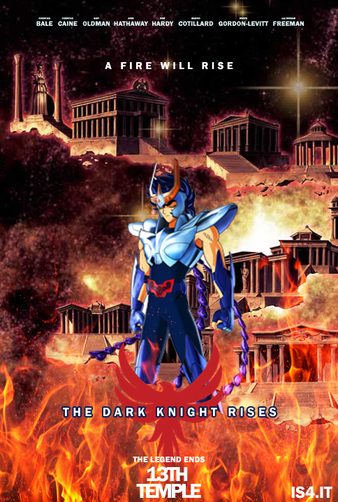 Cavalieri Dello Zodiaco - Batman, il ritorno del cavaliere oscuro