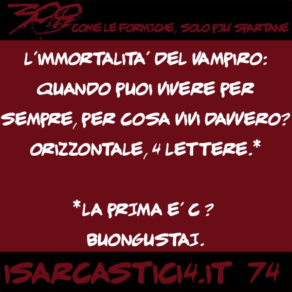Popolare 300 | I sarcastici 4 – Sarcasmo – Vignette umoristiche – Frasi  MH58