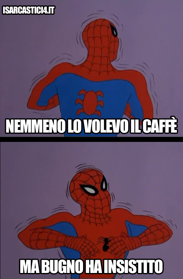 60s Spider-Man meme ita - doping ciclismo