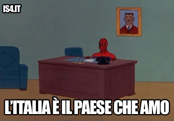 60s Spider-Man meme ita -  Più tela per tutti