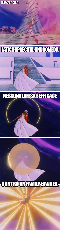 Cavalieri dello zodiaco meme ita - Nessuna.