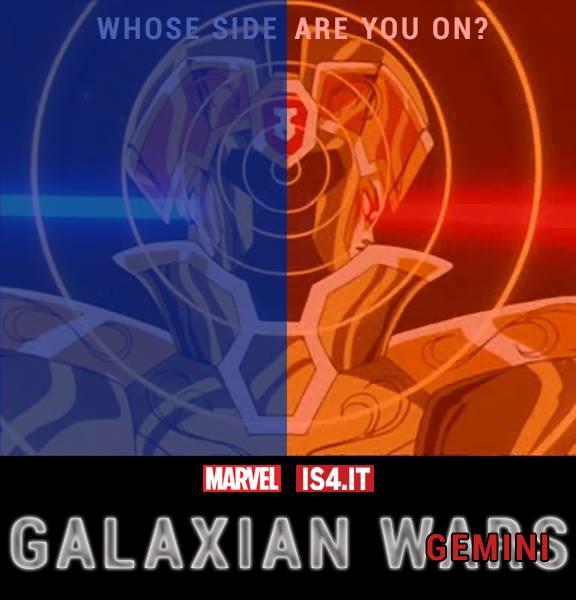 Cavalieri Dello Zodiaco - Guerra civile / Guerra galattica