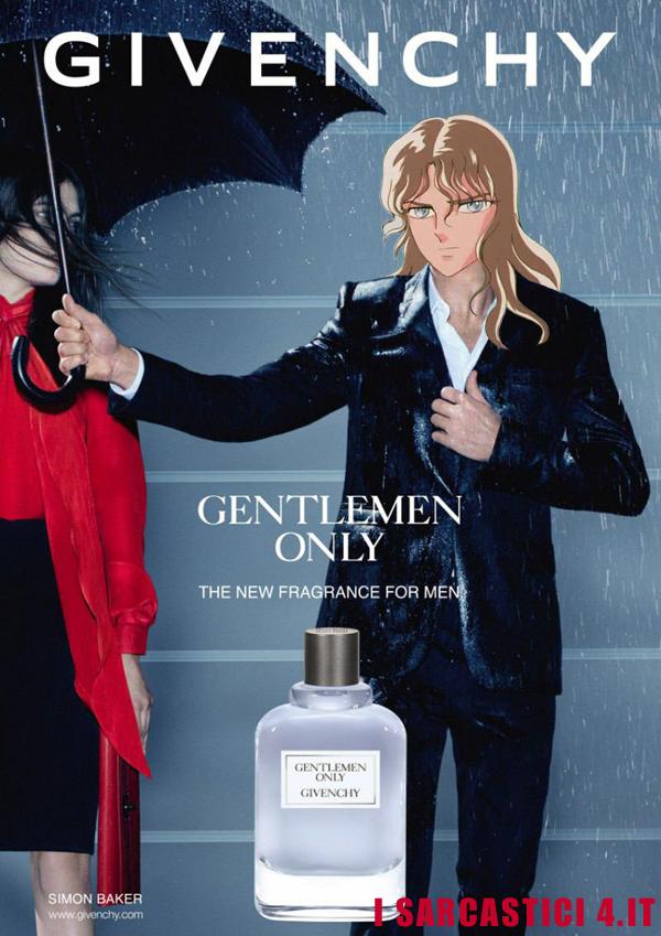 Cavalieri dello zodiaco meme ita - Gentlemen only