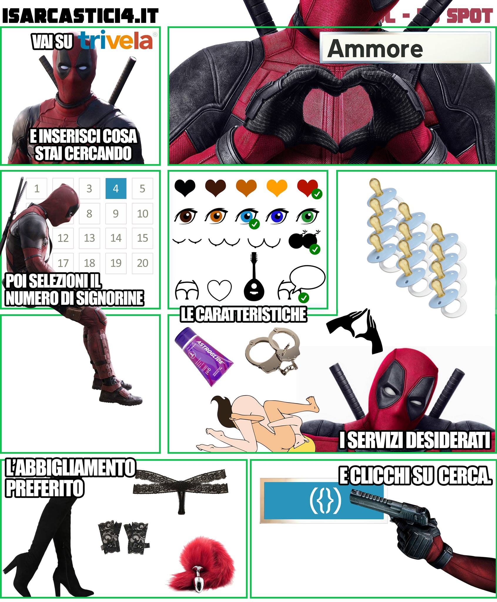 Deadpool - Lo spot (pagina 02)