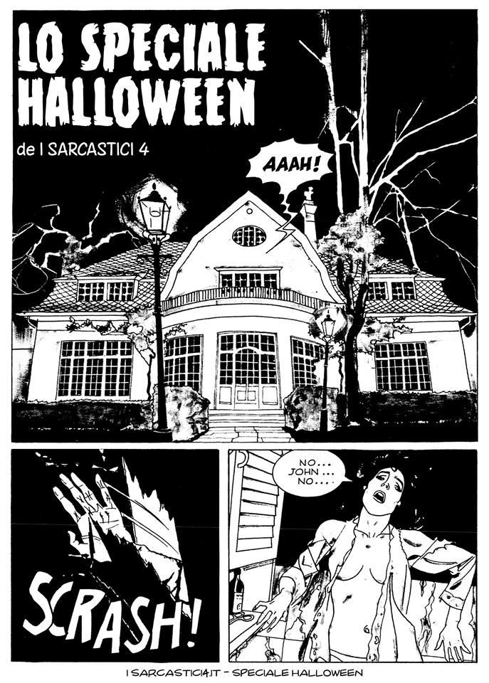 Speciale Halloween - Dylan Dog numero 1 - L'alba dei morti viventi - pagina 01