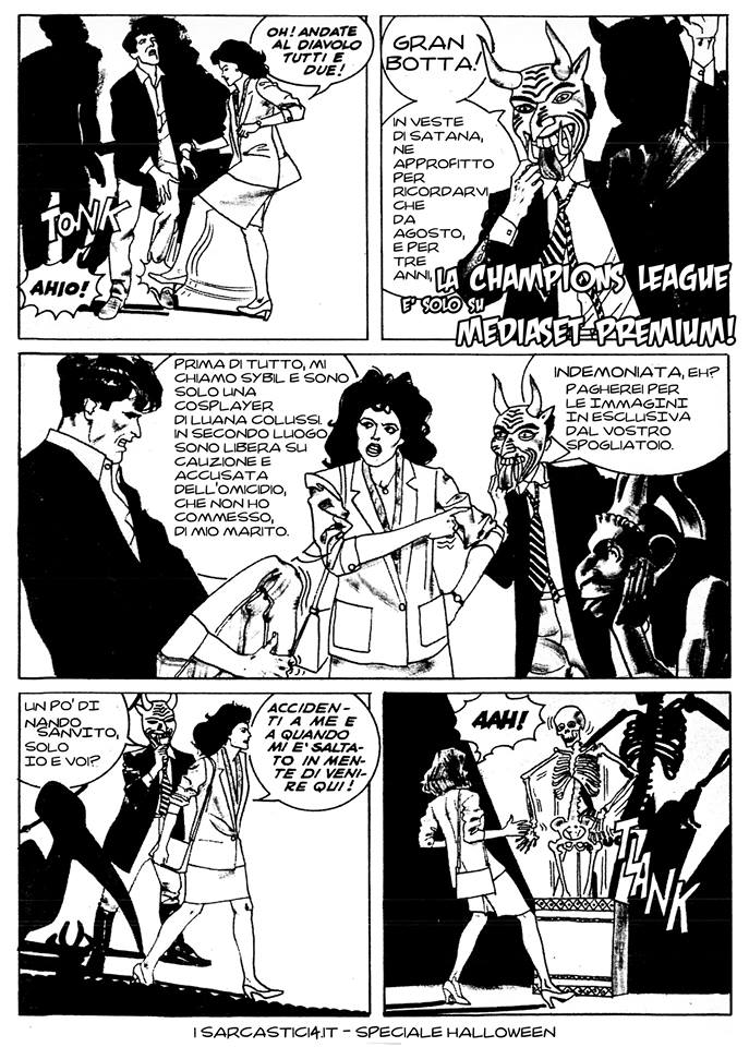 Speciale Halloween - Dylan Dog numero 1 - L'alba dei morti viventi - pagina 07