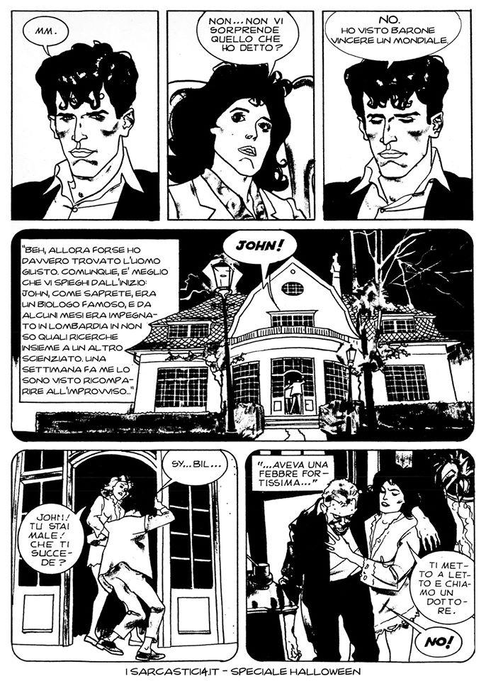 Speciale Halloween - Dylan Dog numero 1 - L'alba dei morti viventi - pagina 10