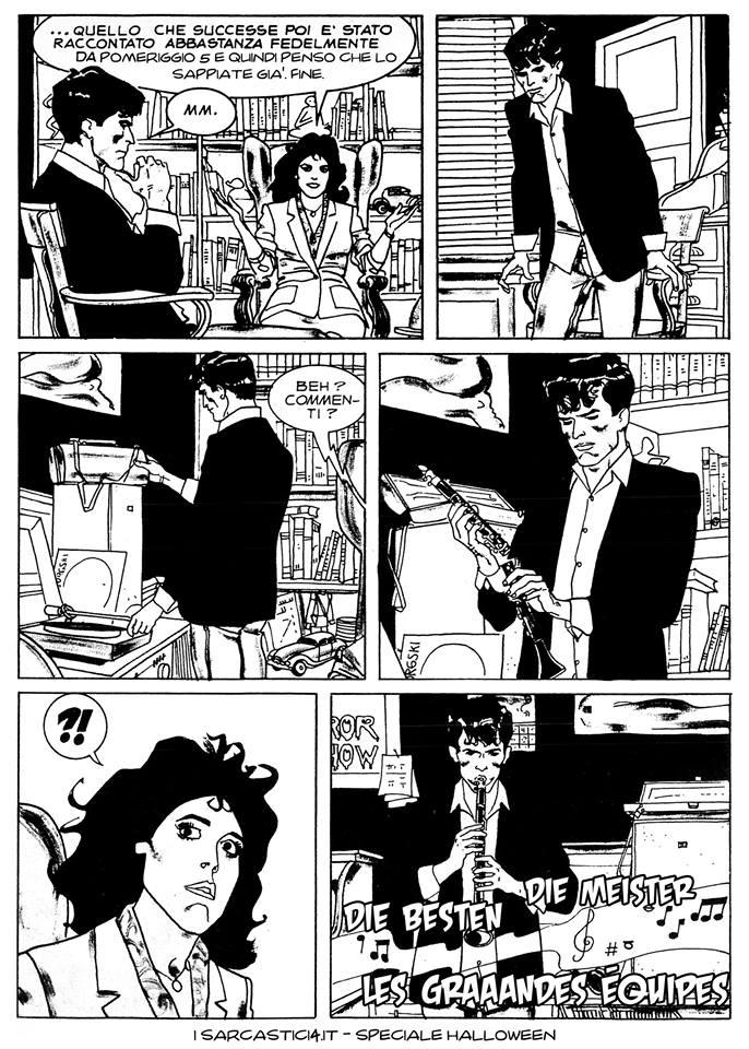 Speciale Halloween - Dylan Dog numero 1 - L'alba dei morti viventi - pagina 14