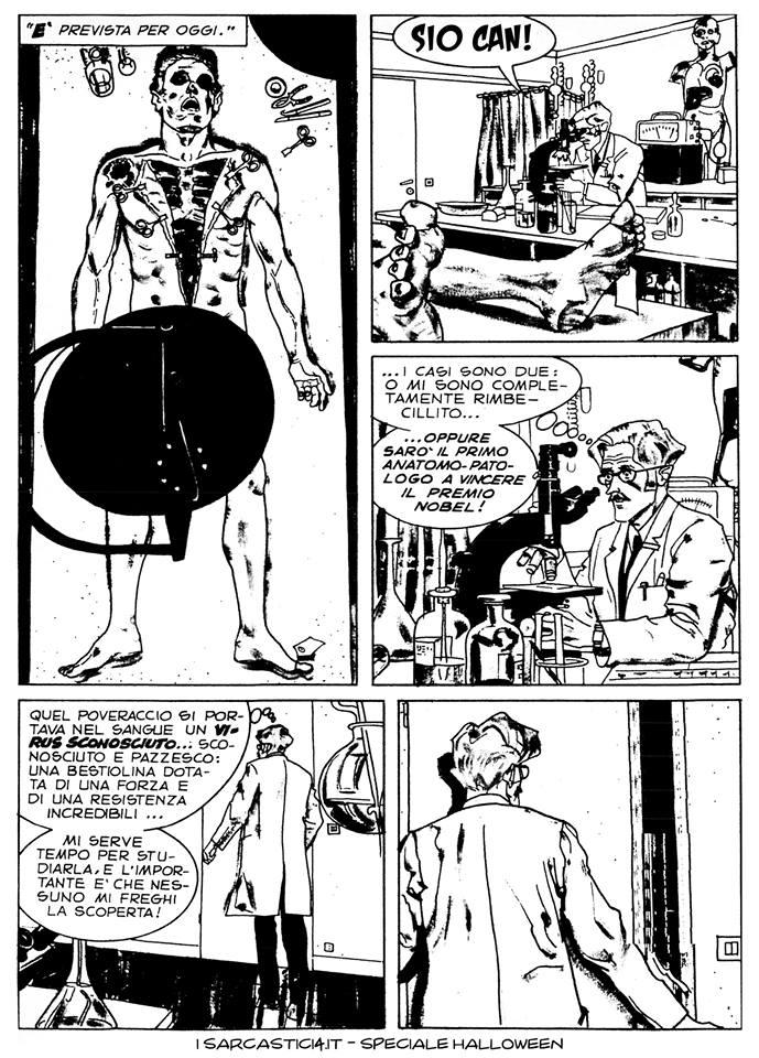 Speciale Halloween - Dylan Dog numero 1 - L'alba dei morti viventi - pagina 18