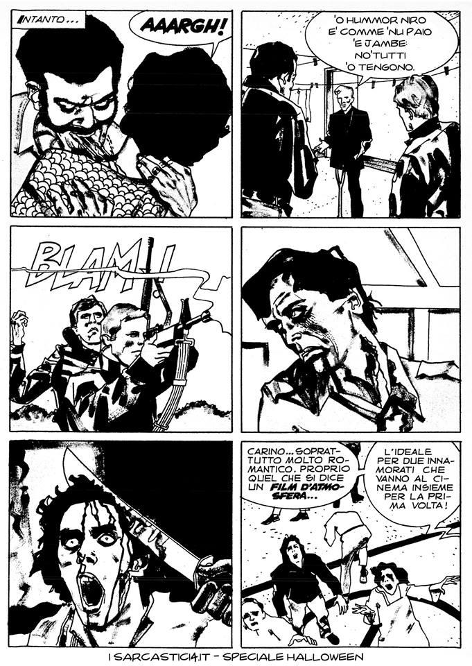 Speciale Halloween - Dylan Dog numero 1 - L'alba dei morti viventi - pagina 19