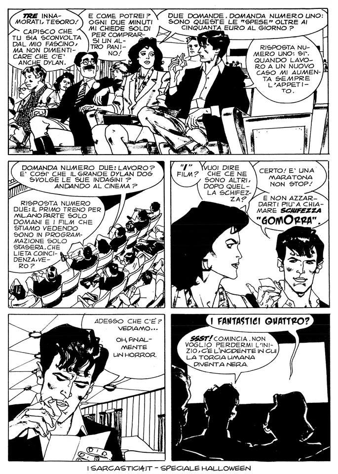Speciale Halloween - Dylan Dog numero 1 - L'alba dei morti viventi - pagina 20