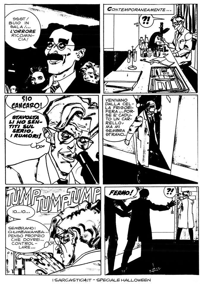 Speciale Halloween - Dylan Dog numero 1 - L'alba dei morti viventi - pagina 21
