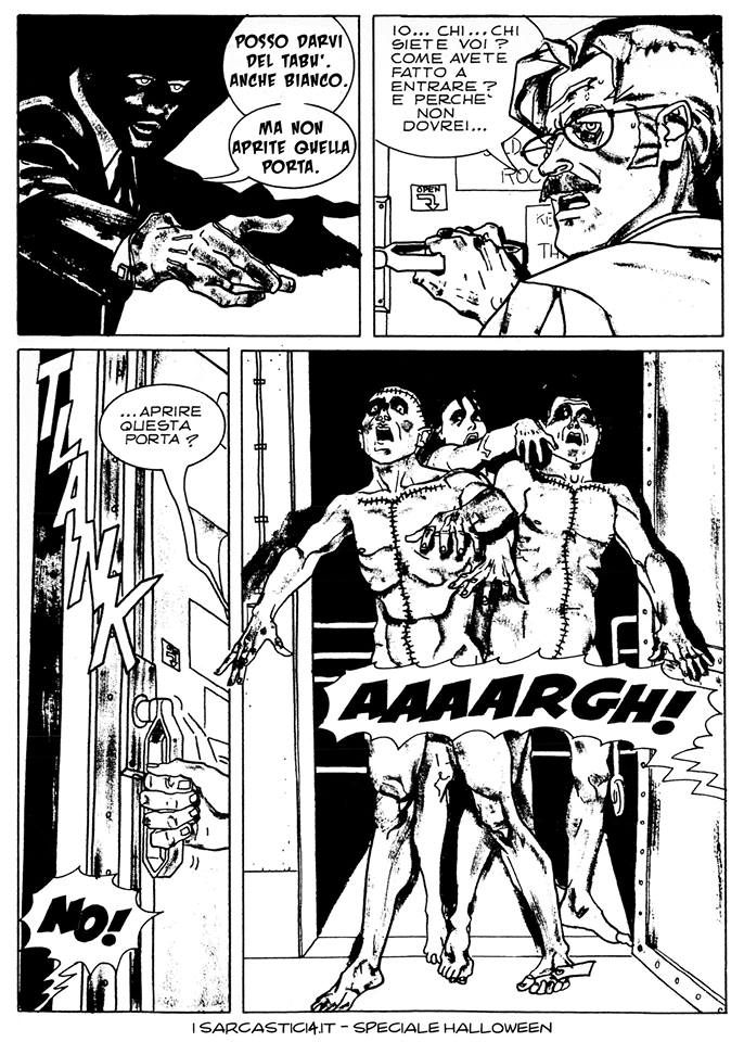 Speciale Halloween - Dylan Dog numero 1 - L'alba dei morti viventi - pagina 22