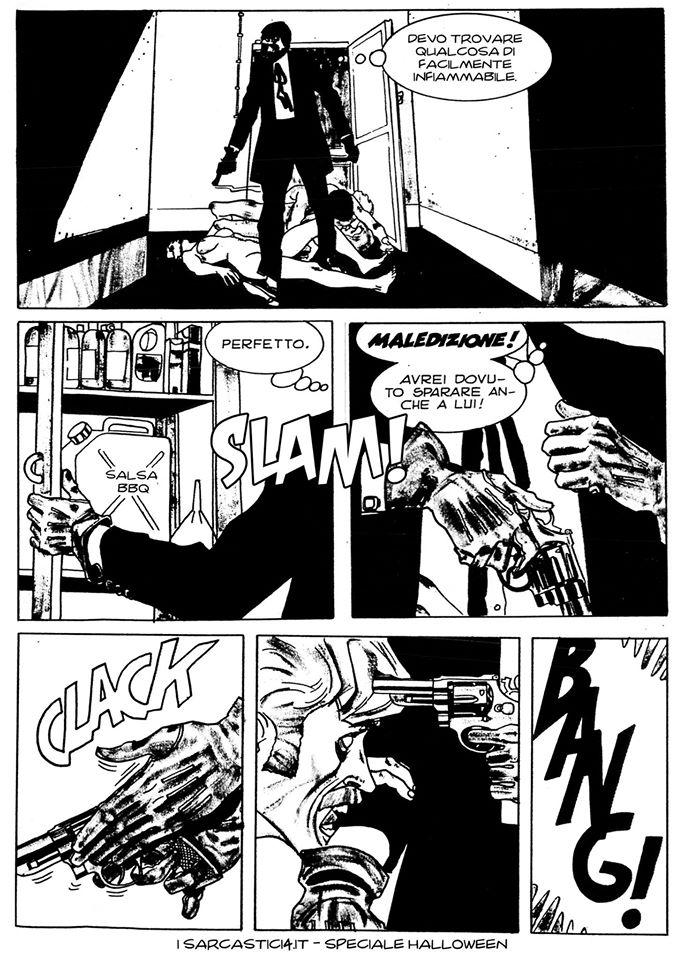 Speciale Halloween - Dylan Dog numero 1 - L'alba dei morti viventi - pagina 24
