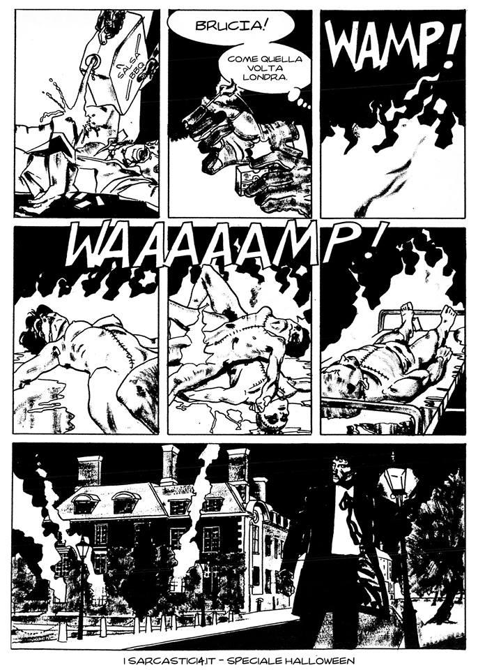 Speciale Halloween - Dylan Dog numero 1 - L'alba dei morti viventi - pagina 25
