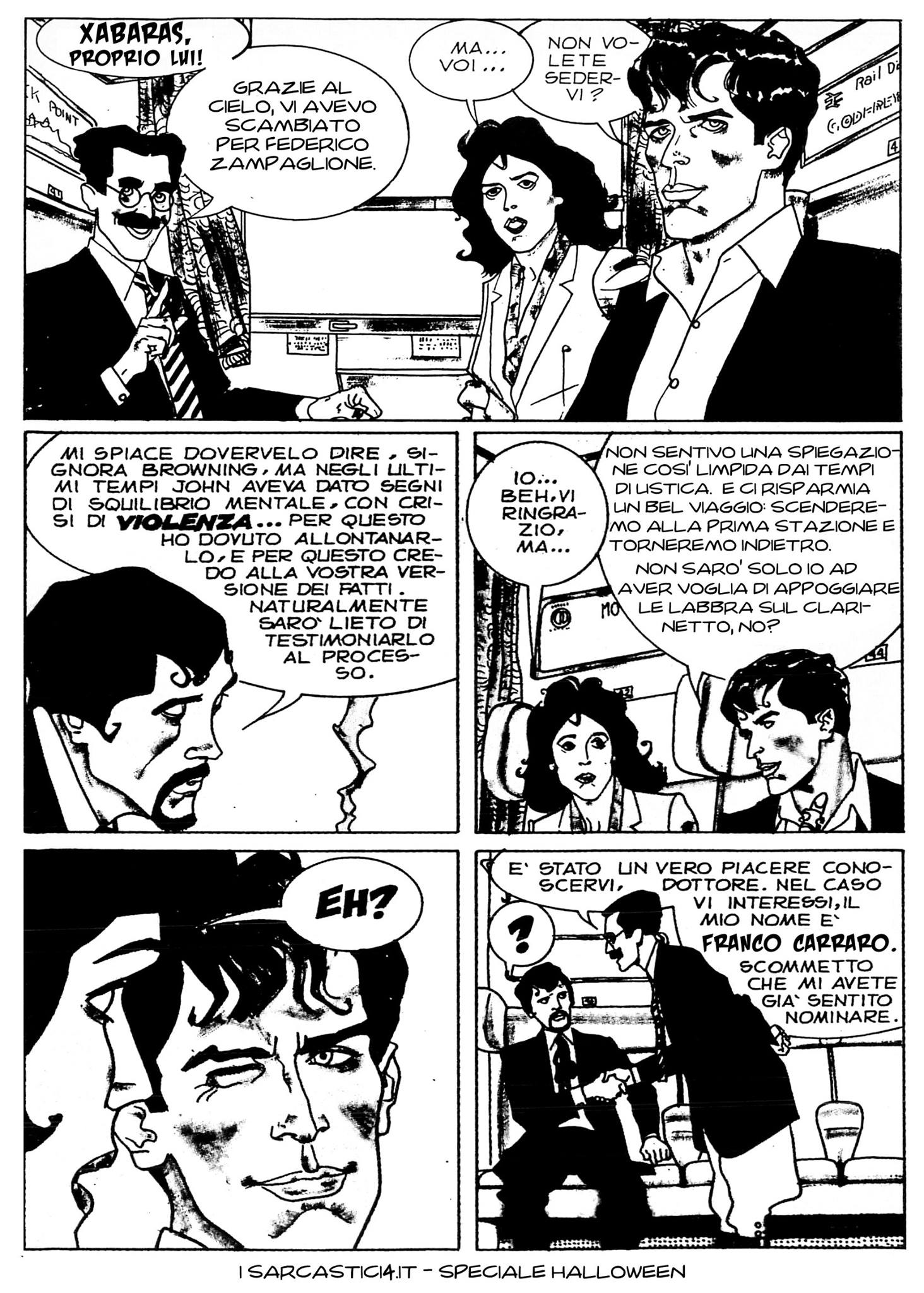 Speciale Halloween - Dylan Dog numero 1 - L'alba dei morti viventi - pagina 28
