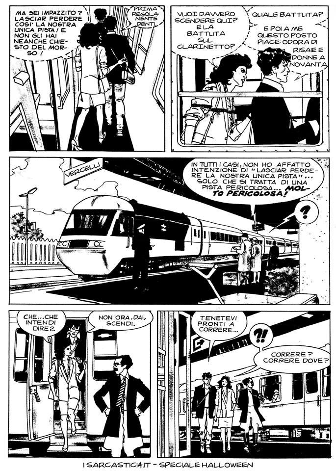 Speciale Halloween - Dylan Dog numero 1 - L'alba dei morti viventi - pagina 29