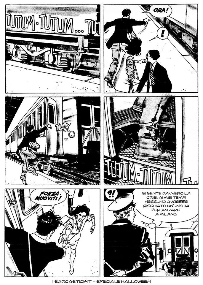Speciale Halloween - Dylan Dog numero 1 - L'alba dei morti viventi - pagina 30