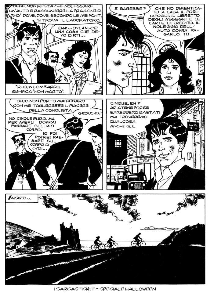 Speciale Halloween - Dylan Dog numero 1 - L'alba dei morti viventi - pagina 32