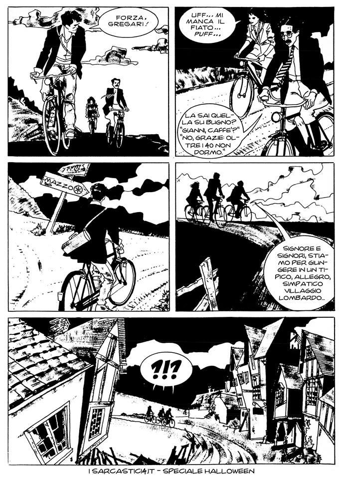 Speciale Halloween - Dylan Dog numero 1 - L'alba dei morti viventi - pagina 33
