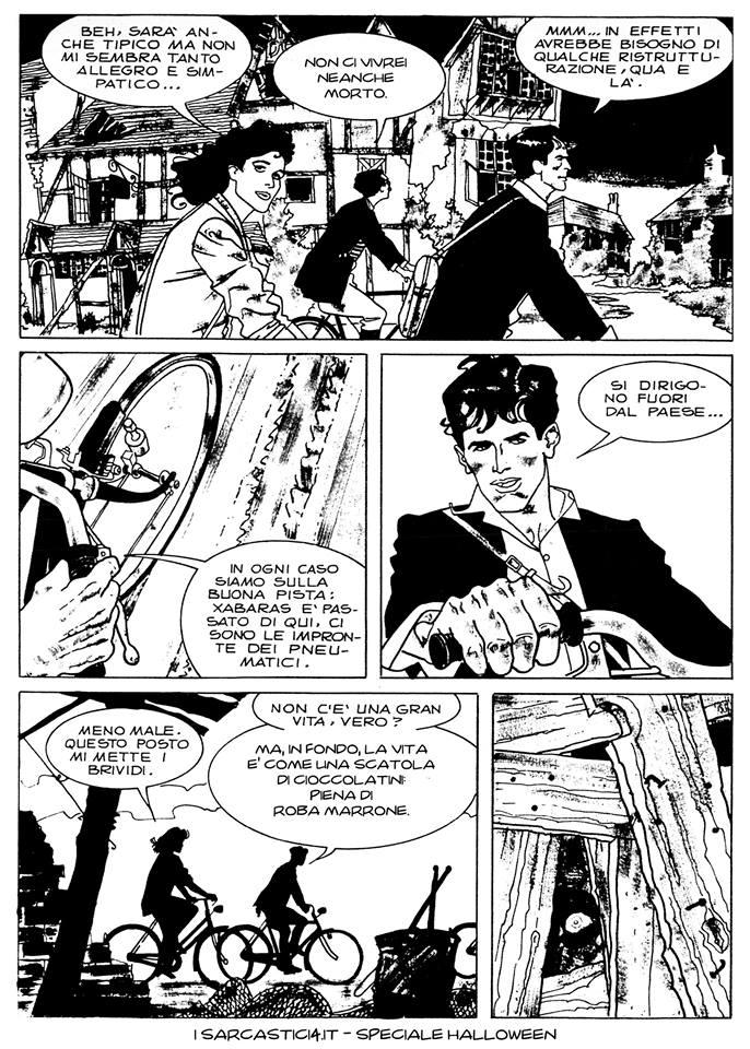 Speciale Halloween - Dylan Dog numero 1 - L'alba dei morti viventi - pagina 34