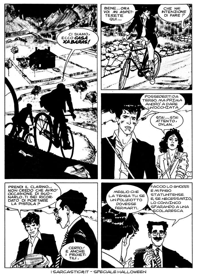 Speciale Halloween - Dylan Dog numero 1 - L'alba dei morti viventi - pagina 35