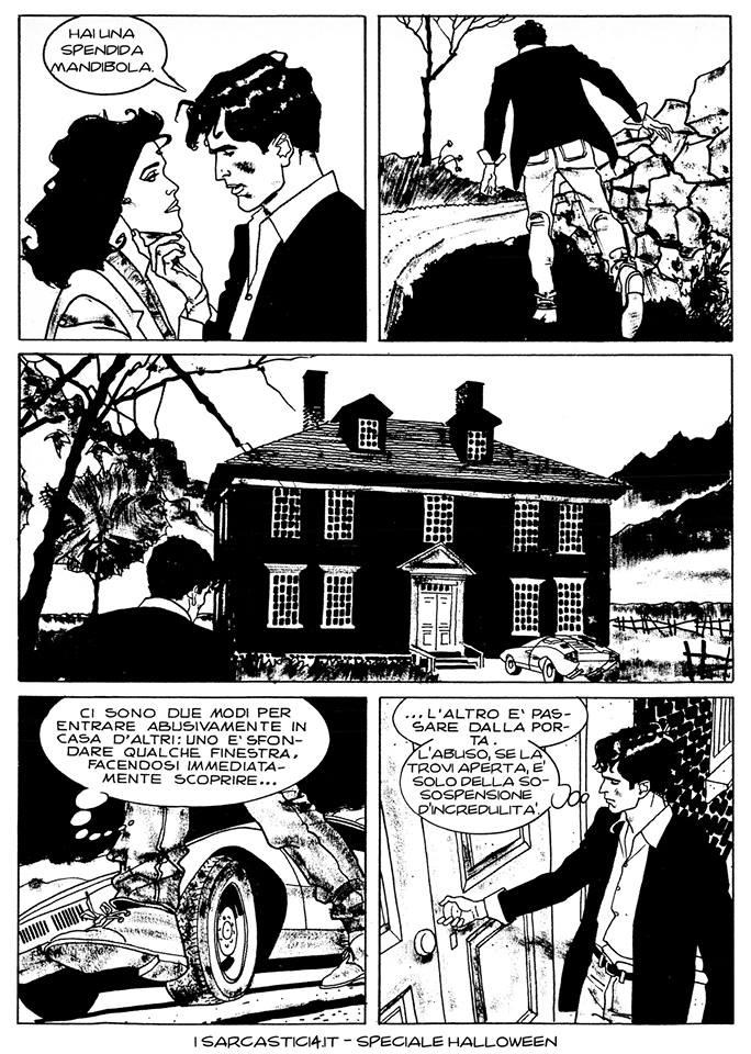 Speciale Halloween - Dylan Dog numero 1 - L'alba dei morti viventi - pagina 36