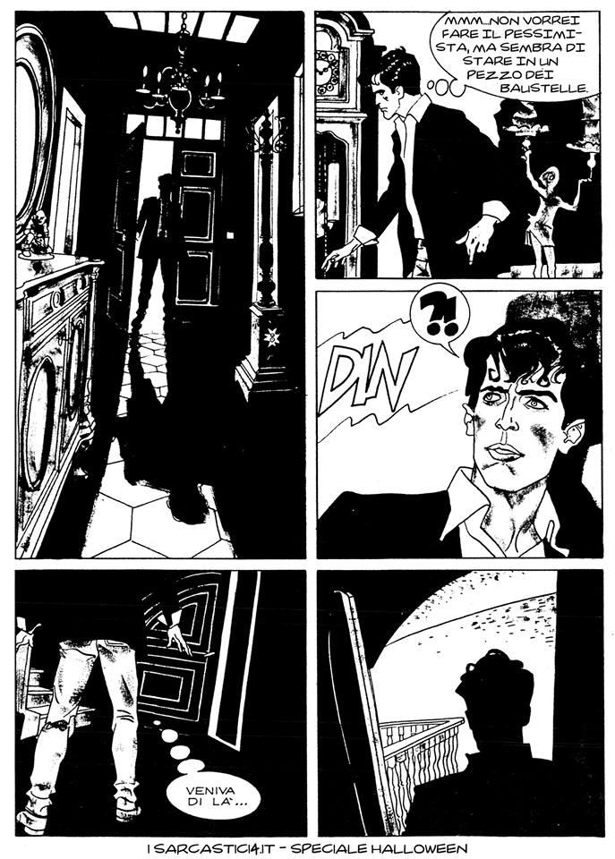 Speciale Halloween - Dylan Dog numero 1 - L'alba dei morti viventi - pagina 37