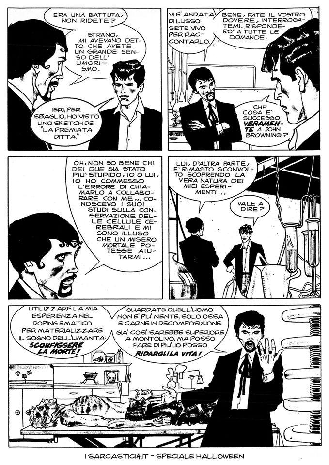 Speciale Halloween - Dylan Dog numero 1 - L'alba dei morti viventi - pagina 40