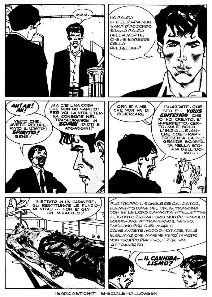 Speciale Halloween - Dylan Dog numero 1 - L'alba dei morti viventi - pagina 42