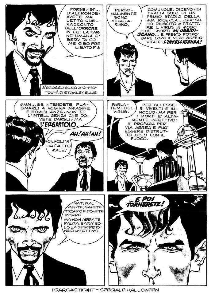Speciale Halloween - Dylan Dog numero 1 - L'alba dei morti viventi - pagina 43