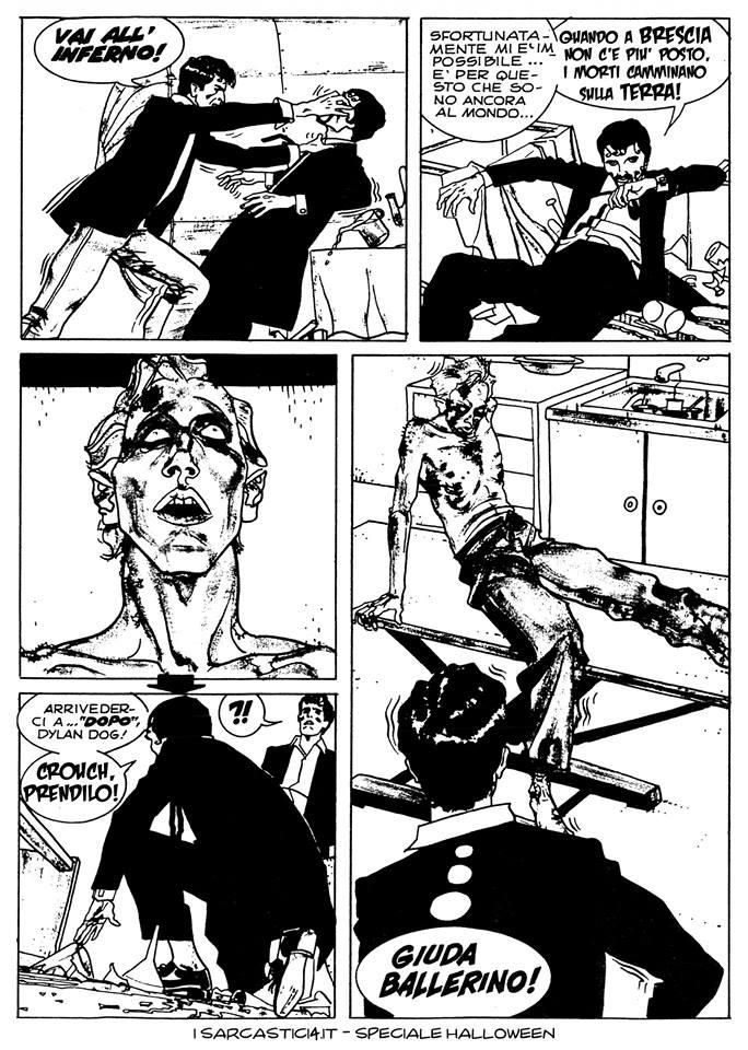 Speciale Halloween - Dylan Dog numero 1 - L'alba dei morti viventi - pagina 44