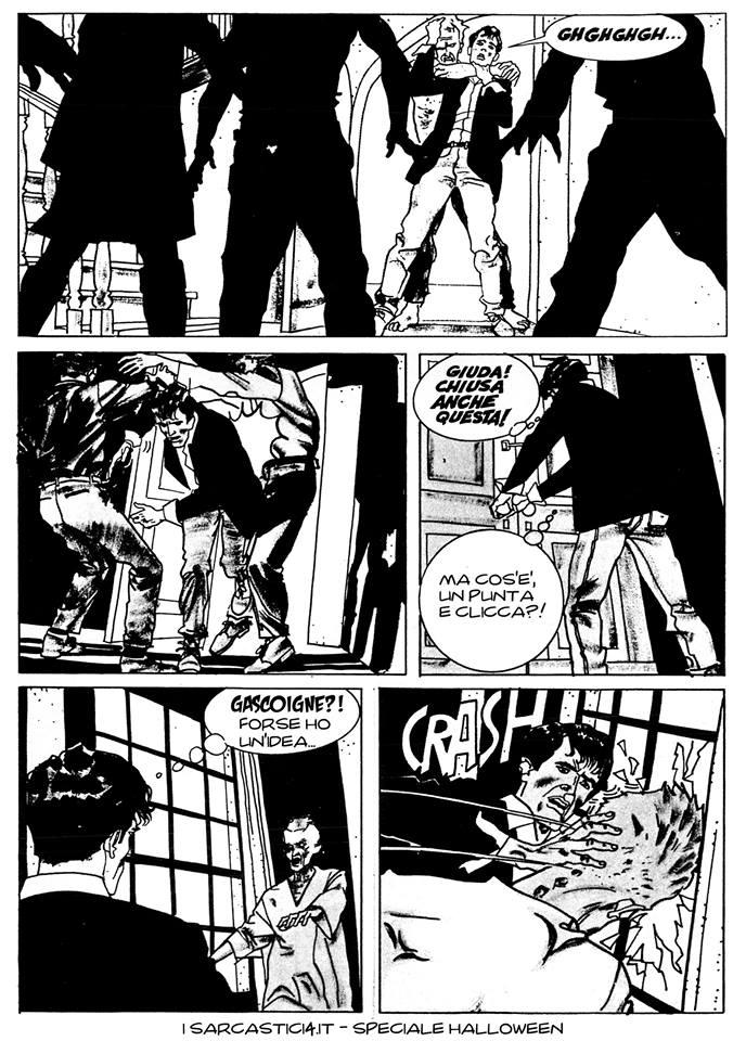 Speciale Halloween - Dylan Dog numero 1 - L'alba dei morti viventi - pagina 47