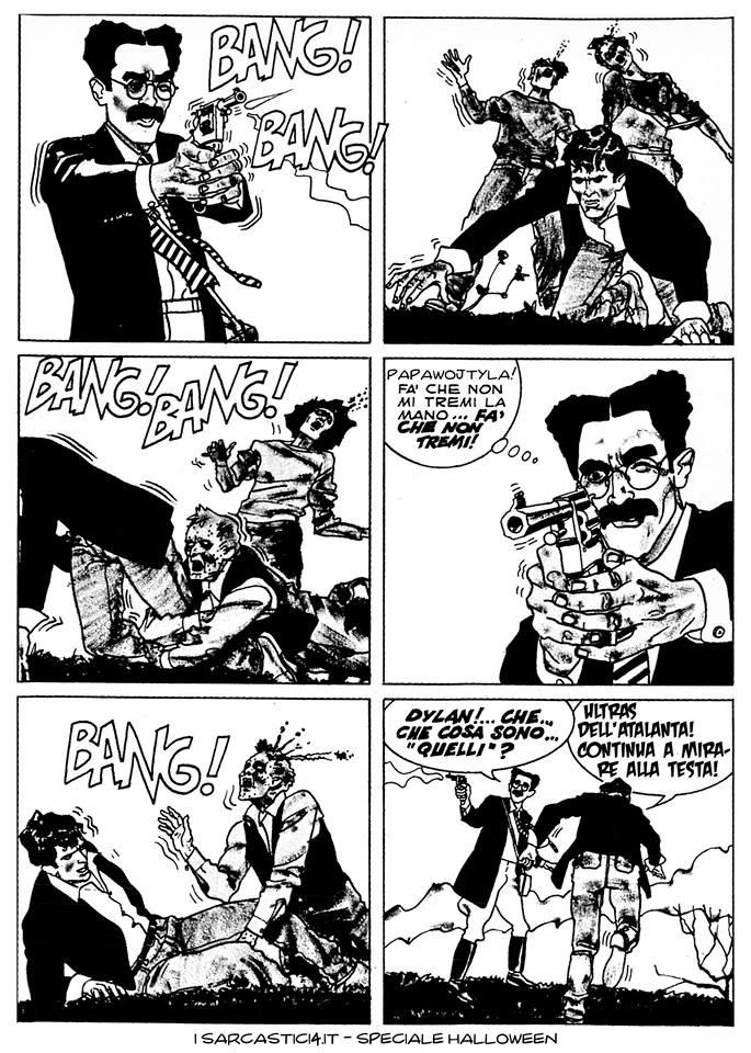 Speciale Halloween - Dylan Dog numero 1 - L'alba dei morti viventi - pagina 49