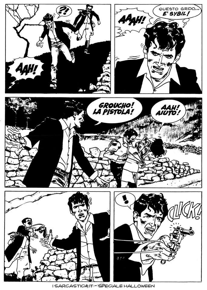Speciale Halloween - Dylan Dog numero 1 - L'alba dei morti viventi - pagina 50