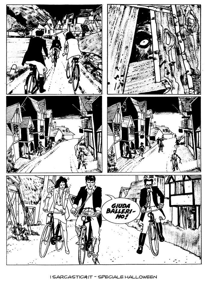 Speciale Halloween - Dylan Dog numero 1 - L'alba dei morti viventi - pagina 53