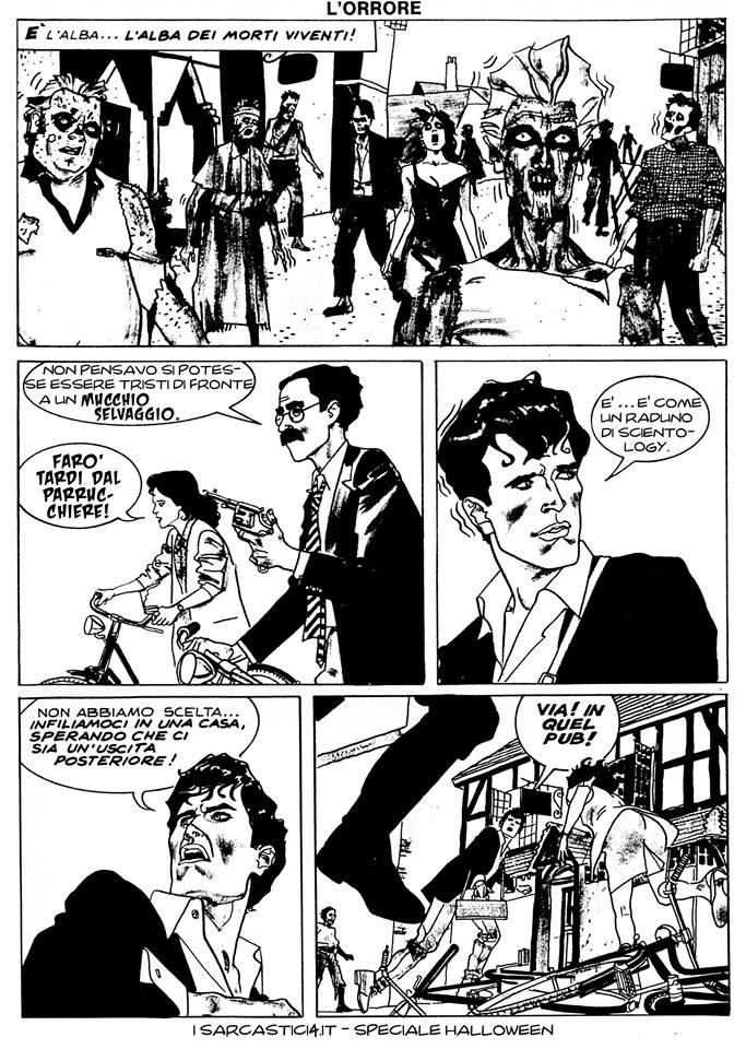 Speciale Halloween - Dylan Dog numero 1 - L'alba dei morti viventi - pagina 54