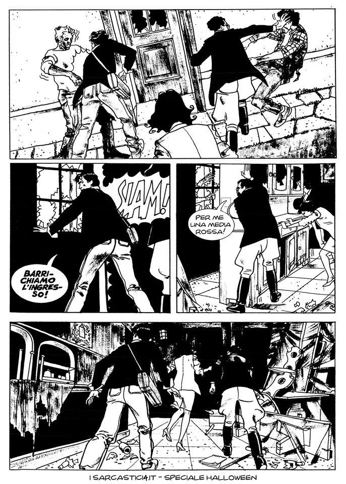 Speciale Halloween - Dylan Dog numero 1 - L'alba dei morti viventi - pagina 55