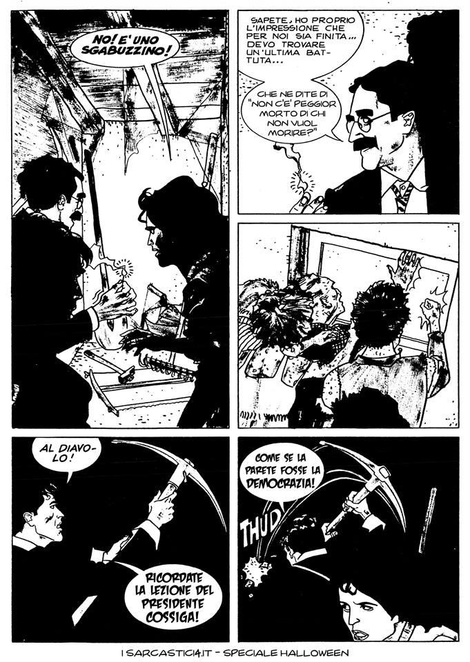 Speciale Halloween - Dylan Dog numero 1 - L'alba dei morti viventi - pagina 57