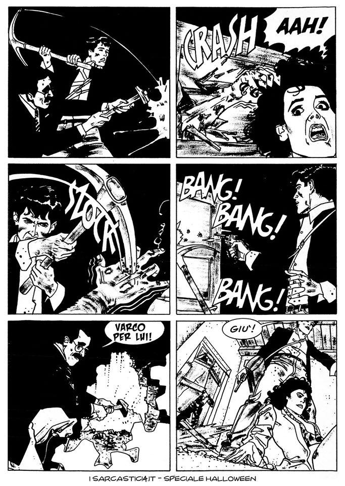 Speciale Halloween - Dylan Dog numero 1 - L'alba dei morti viventi - pagina 58