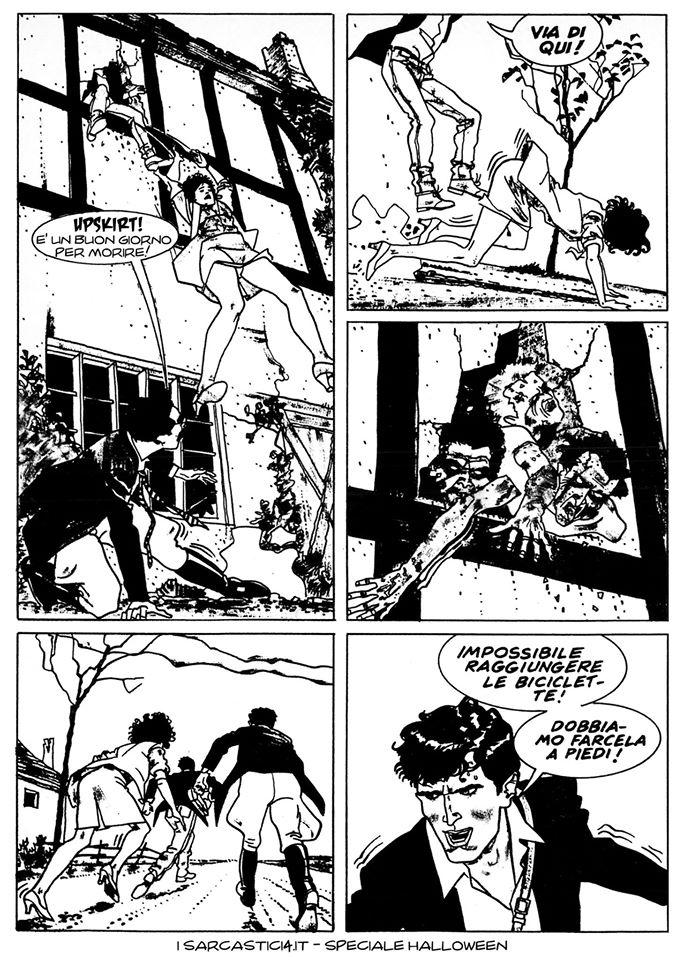 Speciale Halloween - Dylan Dog numero 1 - L'alba dei morti viventi - pagina 59