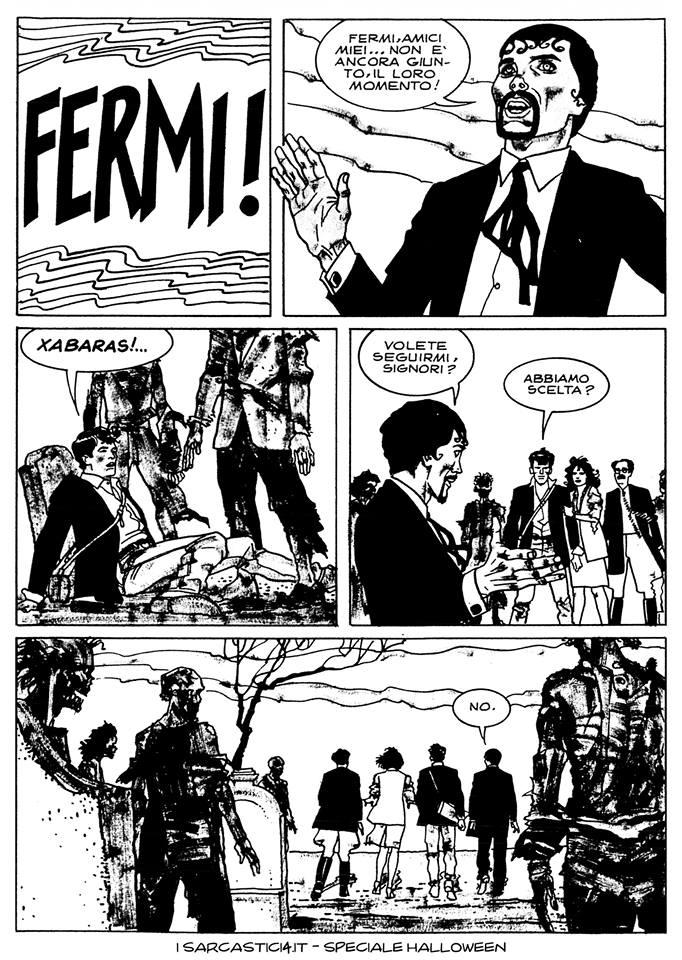Speciale Halloween - Dylan Dog numero 1 - L'alba dei morti viventi - pagina 62