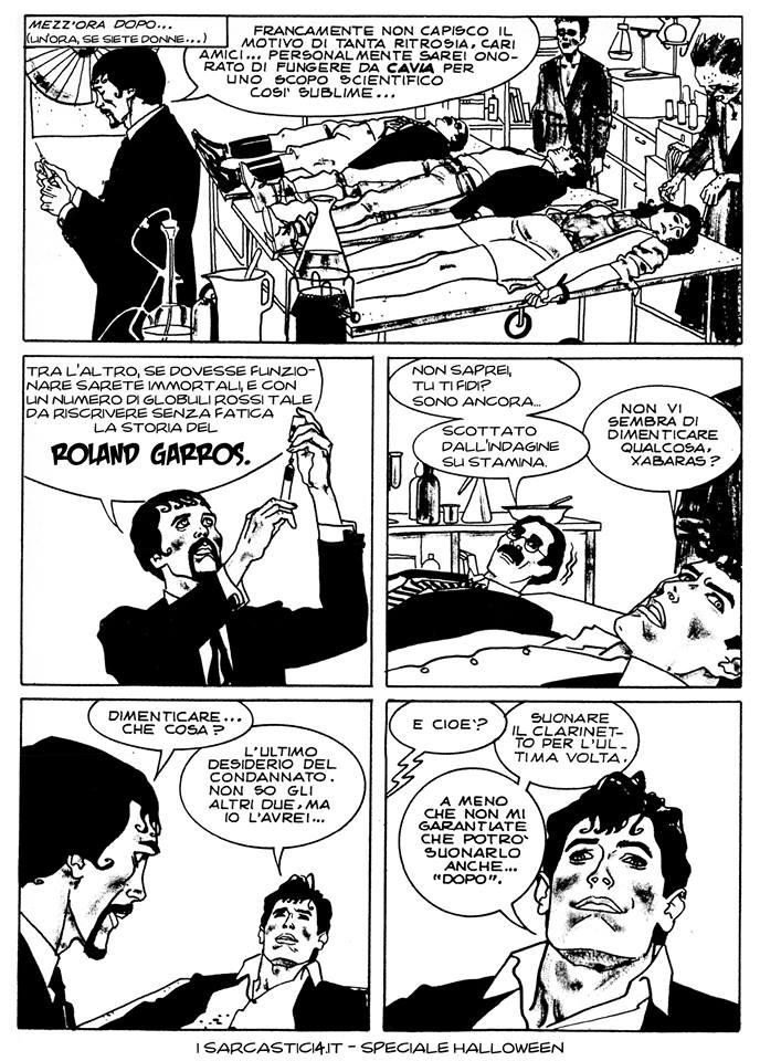 Speciale Halloween - Dylan Dog numero 1 - L'alba dei morti viventi - pagina 63