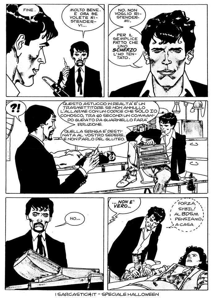 Speciale Halloween - Dylan Dog numero 1 - L'alba dei morti viventi - pagina 65