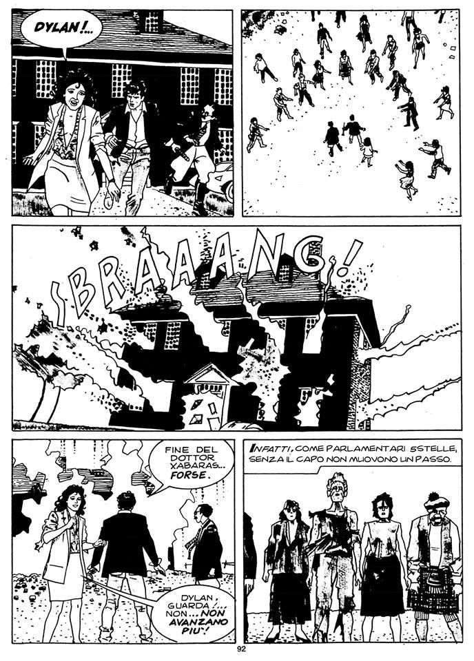 Speciale Halloween - Dylan Dog numero 1 - L'alba dei morti viventi - pagina 68