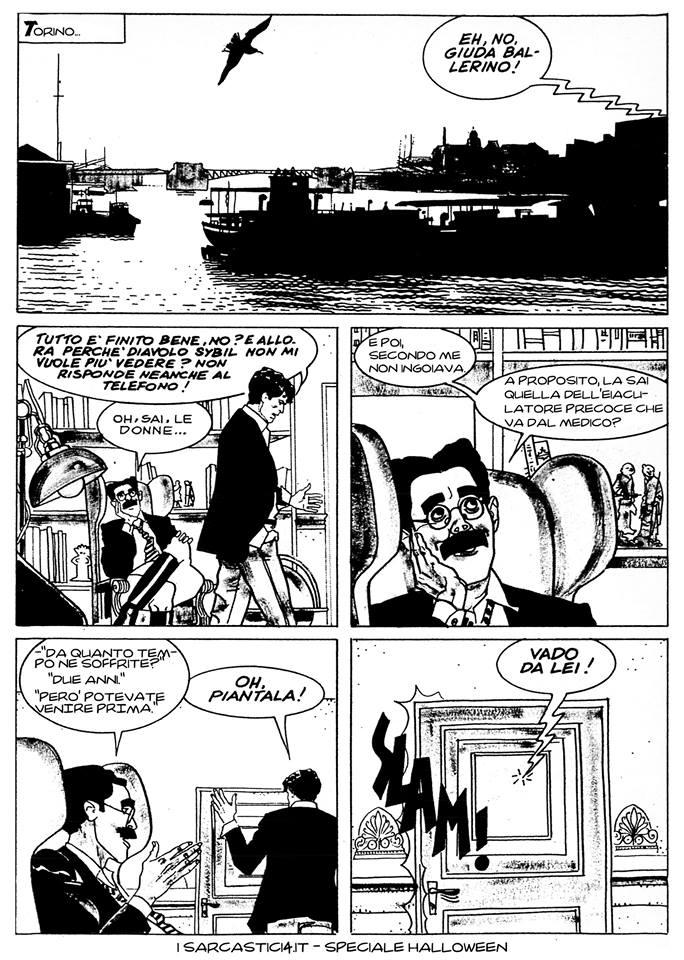 Speciale Halloween - Dylan Dog numero 1 - L'alba dei morti viventi - pagina 70