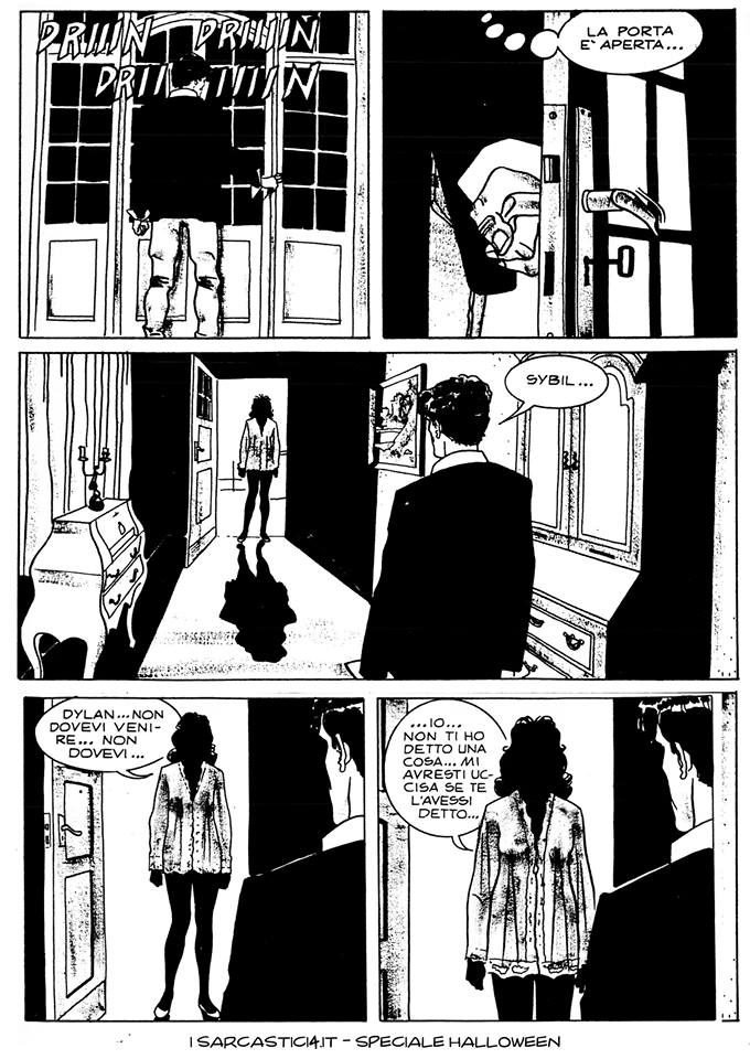 Speciale Halloween - Dylan Dog numero 1 - L'alba dei morti viventi - pagina 71