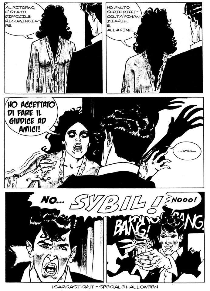 Speciale Halloween - Dylan Dog numero 1 - L'alba dei morti viventi - pagina 72