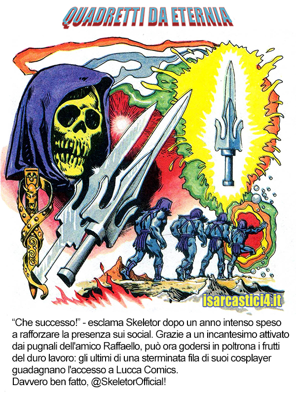 MOTU, Masters Of The Universe meme ita - Quadretti di Eternia/03