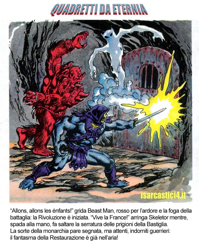 MOTU, Masters Of The Universe meme ita - Quadretti di Eternia/05